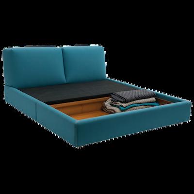 Dante King Bed - Paloma - Image 2