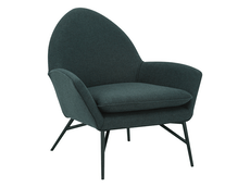 Esther Lounge Chair - Lava - Image 1