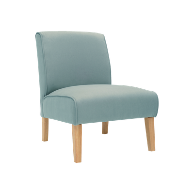 Maya Lounge Chair - Natural, Jade (Set of 2) - Image 2