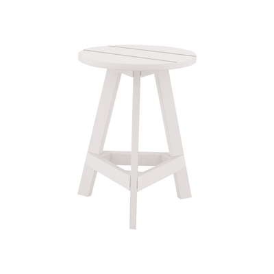Yumi Stool - White (Set of 4) - Image 2