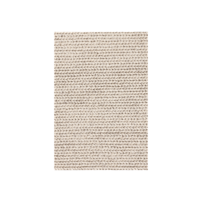 Plait Rug (2m by 3m) - Silver - Image 1