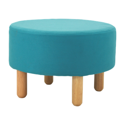 Millie Stool - Natural, Clover - Image 1