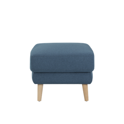 Jacob Ottoman - Denim - Image 1