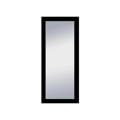 Dahlia Full Length Floor Mirror 60 x 140 cm - Black - Image 1