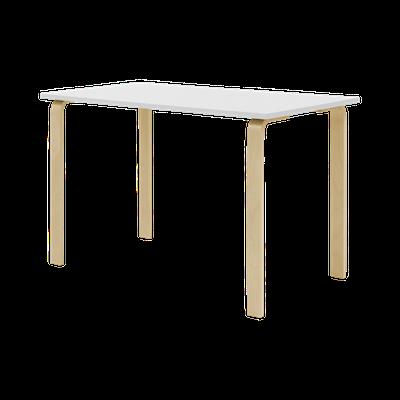 Mizuki Table 1.2m - White - Image 2