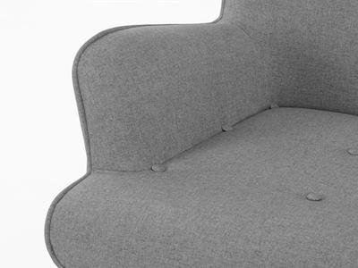 Rio Lounge Chair - Slate - Image 2