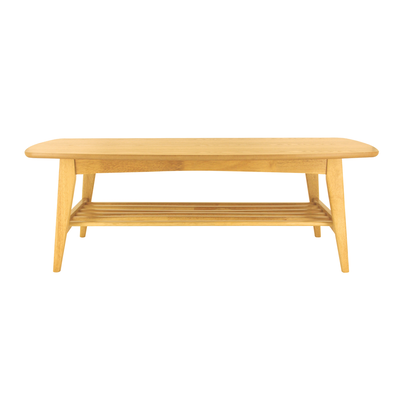 Hubie Coffee Table - Natural - Image 1