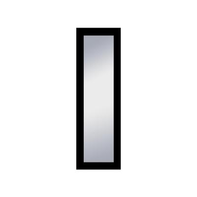 Dahlia Full Length Floor Mirror 60 x 190 cm - Black - Image 1