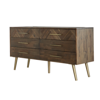 Cadencia 6 Drawer Chest 1.5m - Image 2
