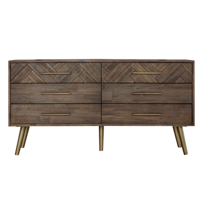 Cadencia 6 Drawer Chest 1.5m - Image 1
