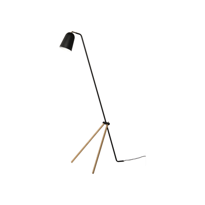 Giraffe Floor Lamp - Black - Image 1