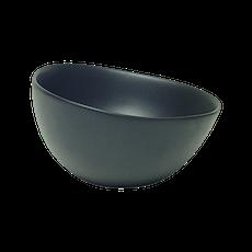 Tide Small Dip Dish - Jet (Set of 4) - Image 2