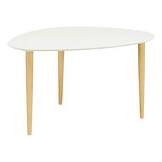 Corey Occasional Table - White (Set of 3) - Image 2