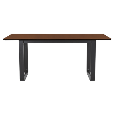 Ulmer Dining Table 1.8m - Walnut - Image 1