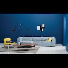 Acura 4 Seater Sofa - Aquamarine - Image 2