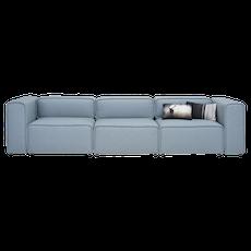 Acura 4 Seater Sofa - Aquamarine - Image 1