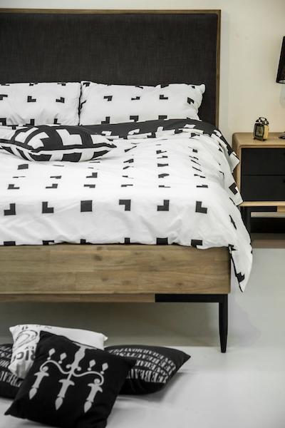Starck King Bed - Image 2