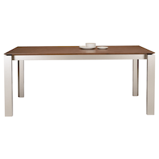 Elwood 8 Seater Dining Table - Cocoa - Image 2