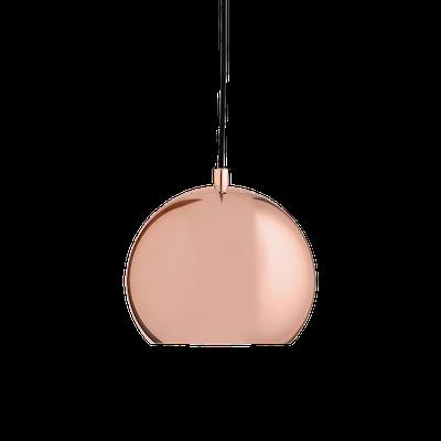 Slug Pendant Lamp (Set of 7) - Copper - Image 2