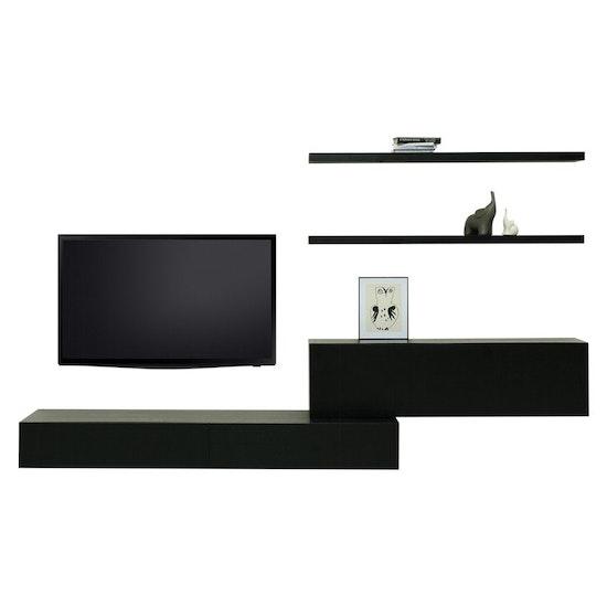 FYND - Samson Wall Shelf - Large - White