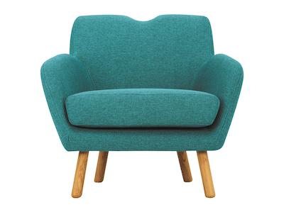 Joanna Lounge Chair - Nile Green - Image 2