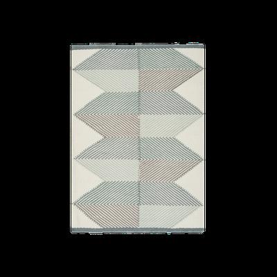 Grafico Lines Rug (2m by 3m) - Jade - Image 1