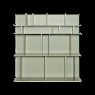 Wilson Short Wall Shelf - Dust Green - Image 1