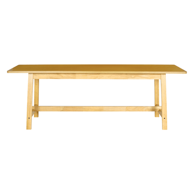 Haynes Dining Table 2.2m - Oak - Image 1