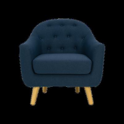 Senku Lounge Chair - Jungle Green - Image 2