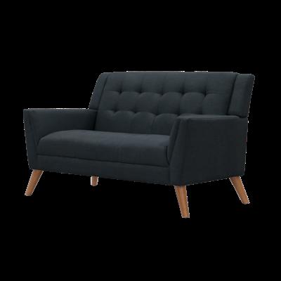 Stanley 2 Seater Sofa - Granite - Image 2