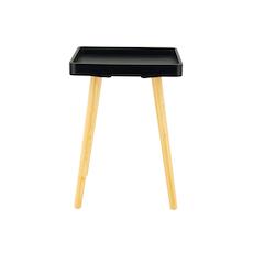 Garrett Side Table - Black (Set of 4) - Image 2