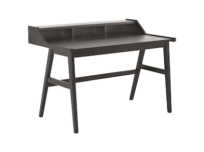 Kennedy Working Desk - Black - Image 2