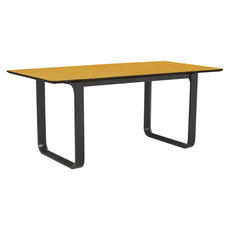 Ulmer 8 Seater Dining Table - Oak - Image 2