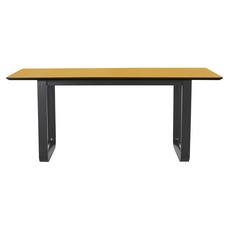 Ulmer 8 Seater Dining Table - Oak - Image 1