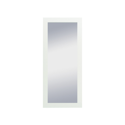 Dahlia Full Length Floor Mirror 60 x 140 cm - White - Image 1