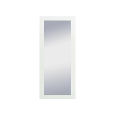 Dahlia Full Length Floor Mirror 60 x 140 cm - White - Image 1