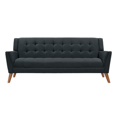 Stanley 3 Seater Sofa - Granite - Image 1