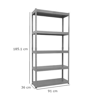 Kelsey Display Rack - Grey - Image 2