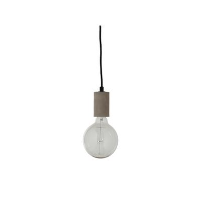 Flint Pendant Lamp - Concrete - Image 2