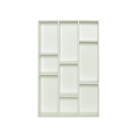 Shape - Hale Wall Shelf - White