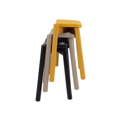 Dinah Stool - Gold Yellow - Image 2