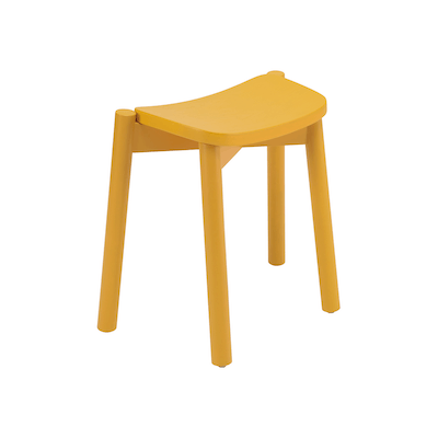 Dinah Stool - Gold Yellow - Image 1