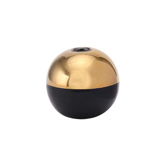 Luooma - Kayla Candle Holder - Gold Black