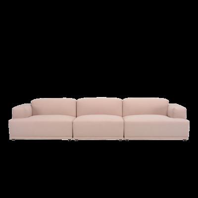 Flex 4 Seater Sofa - Champagne - Image 2