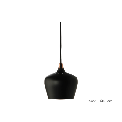 Lark Pendant Lamp - Black - Image 2