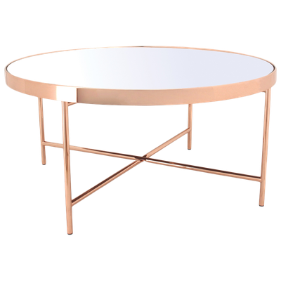 Xander Mirror Coffee Table - Image 2