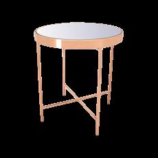Xander Mirror Side Table - Image 2