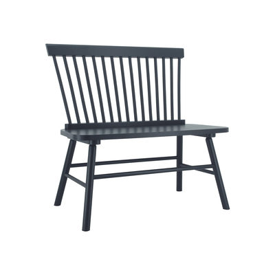 Lovie Bench - Black - Image 1