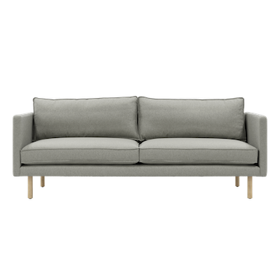 Rexton 3 Seater Sofa - Timberwolf, Down Feathers - Image 1