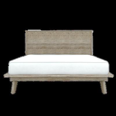 Leland Queen Platform Bed - Image 1